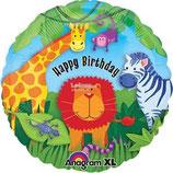Folieballon Dieren Verjaardag