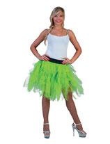 Fancy petticoat Groen