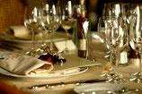 Candel-Light Dinner Gutschein für 2 Personen