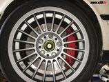 E30 Bremsanlage 330mm für das Standard Federbein inkl. Umbau auf 5x120