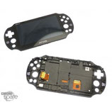 Remplacement  Vitre Tactile et Ecran Plus Chassis LCD PS Vita  2000