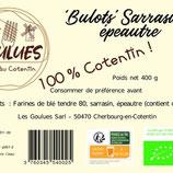 Bulots sarrasin Bio sachet 400gr