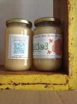 Miel des bois de Lué 500gr
