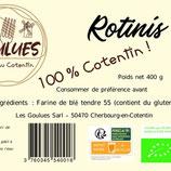 Rotinis Bio sachet 400gr