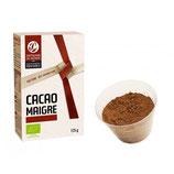 Cacao maigre BIO 125gr