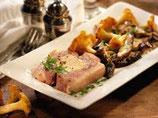 **-Tournedos de canard farci au foie gras