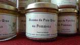 """Mousse de foie gras """"au pommeau"""""""