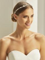 Haarband mit Perlen und Kristallen