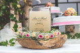 Tekla Sand Hochzeitskerze normal