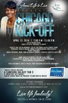 Chicago Kick-Off!!