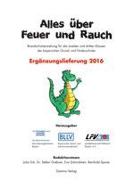 """Ergänzungslieferung für alte Version des Brandschutzerziehungsordner """"Alles über Feuer und Rauch"""""""