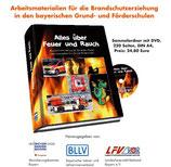 """Brandschutzerziehungsordner """"Alles über Feuer und Rauch"""" - NEUE VERSION!"""