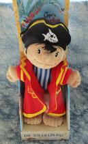 Capt´n Sharky Puppe - für Kinder ab 3 Jahre