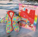 Schneeanzug oder Schal-Mütze-Handschuh- Set von Heless