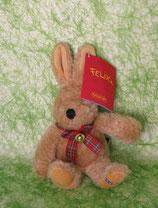 Felix - der Hase aus Plüsch ca. 24 cm - für Kinder ab 1 Jahr
