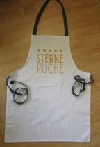 Küchenschürze Sterne Küche  - la vida