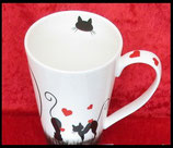 Jameson & Tailor Häferl Design Love Cats