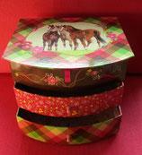 Pferdefreunde Minikommode mit Spiegel von Spiegelburg