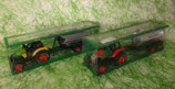 Traktor mit Anhänger - versch. Sorten - für Kinder ab 3 Jahre