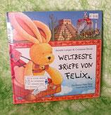"""Buch """"Weltbeste Briefe von Felix"""" - für Kinder ab 3 Jahre"""