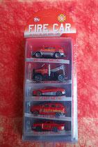 Fire Cars - 5 Stück in einer Packung - versch. Sorten - für Kinder ab 5 Jahre