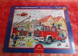 Puzzle Feuerwehr - Spiegelburg - 24 Teile - für Kinder ab 3 Jahre