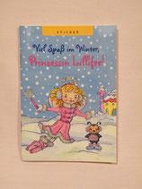 """Stickerbuch """"Prinzessin Lillyfee"""" Viel Spaß im Winter"""