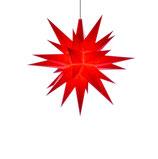Herrnhuter® Stern rot klein mit LED