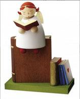 Schutzengelchen auf Büchern