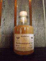 Weinbrandt-Sahne-Likör 17% Vol.