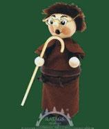 Räuchermännchen Mönch