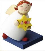 Schutzengelchen mit Stern