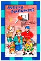 """Freundebuch """"Meine Freunde"""""""