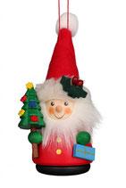 Baumbehang Wackelmännchen Weihnachtsmann bunt