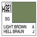 LIGHT BROWN HLL BRAUN COD: H321