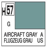 Mr Hobby Aqueous Hobby Colour Aircraft Gray COD: H57