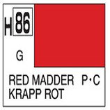 Mr Hobby Aqueous Hobby Colour red Madder COD: H86