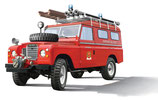 land rover fire truck COD: 3660