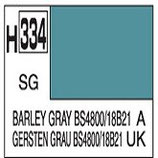 Mr Hobby Aqueous Hobby Colour Barley Gray BS4800/18821 COD: H334