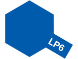 Tamiya  Pure blue  COD: LP-6