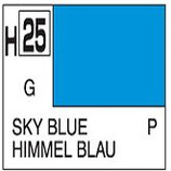 Mr Hobby Aqueous Hobby Colour Sky Blue COD: H25