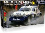 "1/24 mg metro 6r4 lombard rac rally 1986 "" j.mcrae / i.grindrod COD: BEL016"
