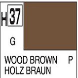 Mr Hobby Aqueous Hobby Colour Wood Brown COD: H37