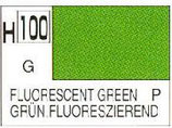 Mr Hobby Aqueous Hobby Colour Fluorescent Green COD: H100