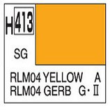 Mr Hobby Aqueous Hobby Colour RLMO4 Yellow COD: H413