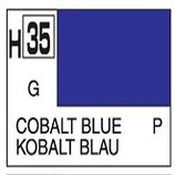 Mr Hobby Aqueous Hobby Colour Cobalt Blue COD: H35