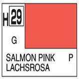 Mr Hobby Aqueous Hobby Colour Salmon Pink COD: H29