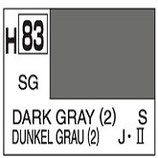 Mr Hobby Aqueous Hobby Colour Dark Gray [2} (J) COD: H83