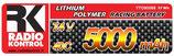 BATTERIA LIPO 5000 MAH 7,4V 40C COD: 90068