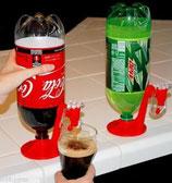 Zapfanlage für 3l-Flaschen